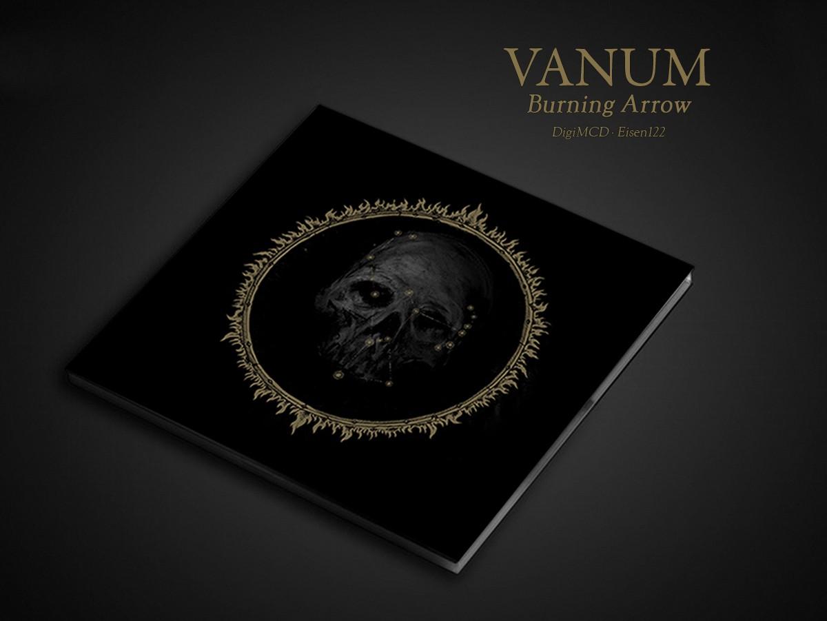 Vanum Burning Arrow Mcd Cd Nordvis